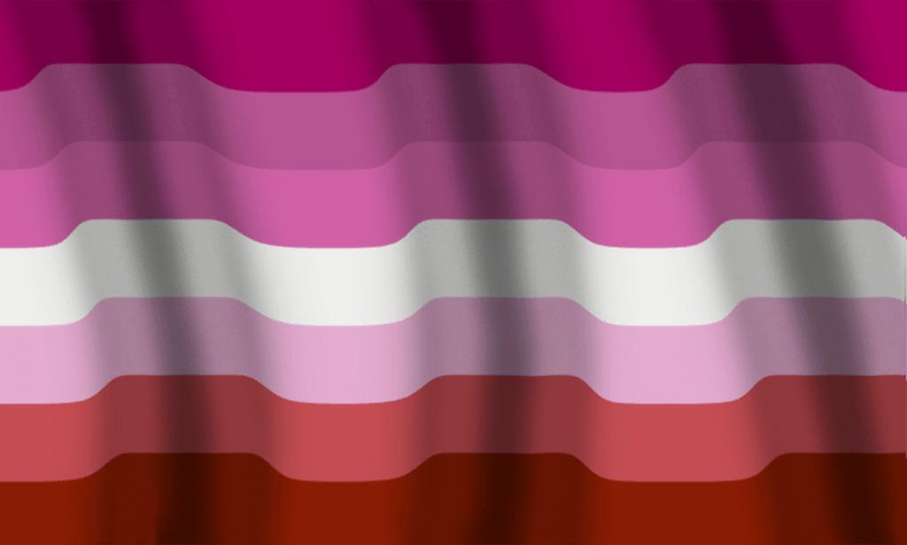Bandera Orgullo Lésbico 02