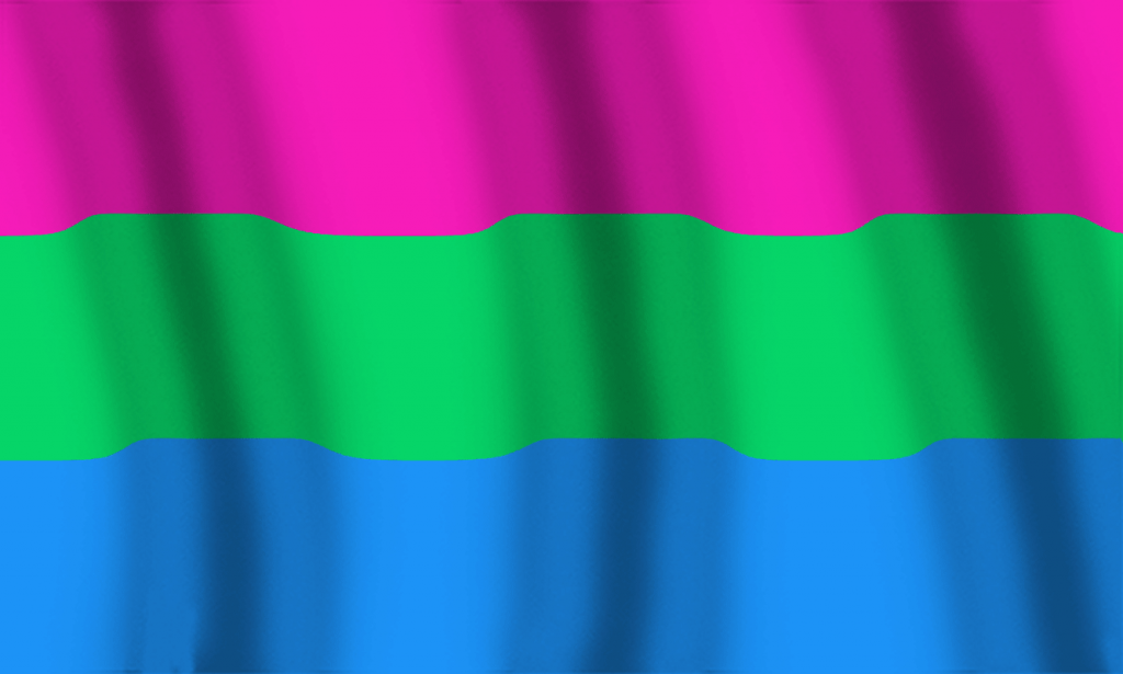 Bandera Polisexualidad