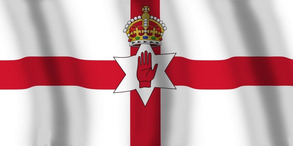 Bandera de Úlster-min