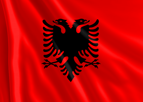 Bandera albana