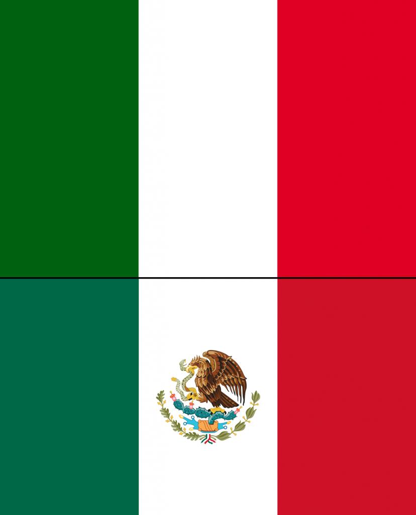 Italia vs México