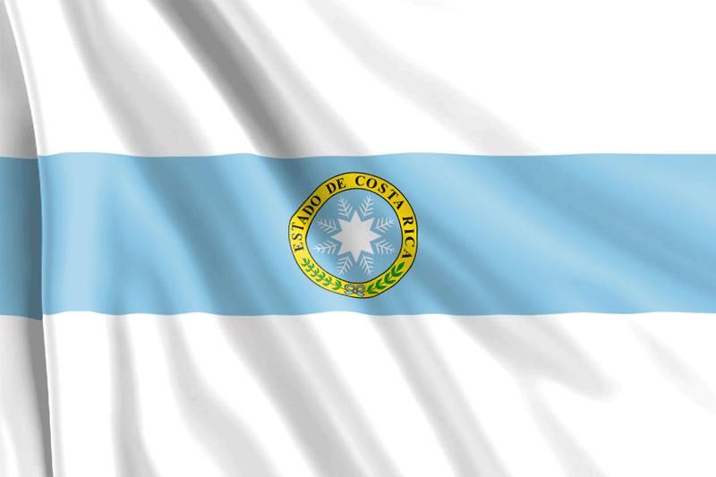 Bandera-de-Costa-RIca-1840-1842