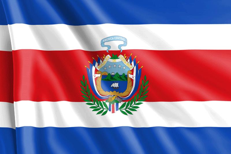 Bandera-de-Costa-RIca-1848-1906