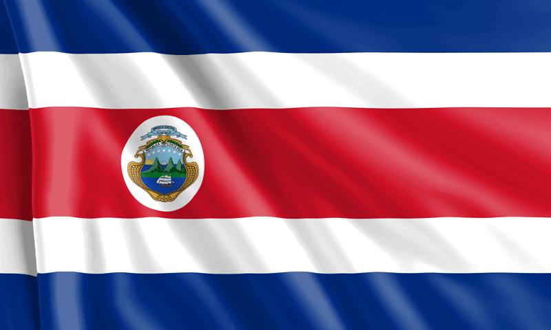 Bandera-de-Costa-RIca-1964-1998