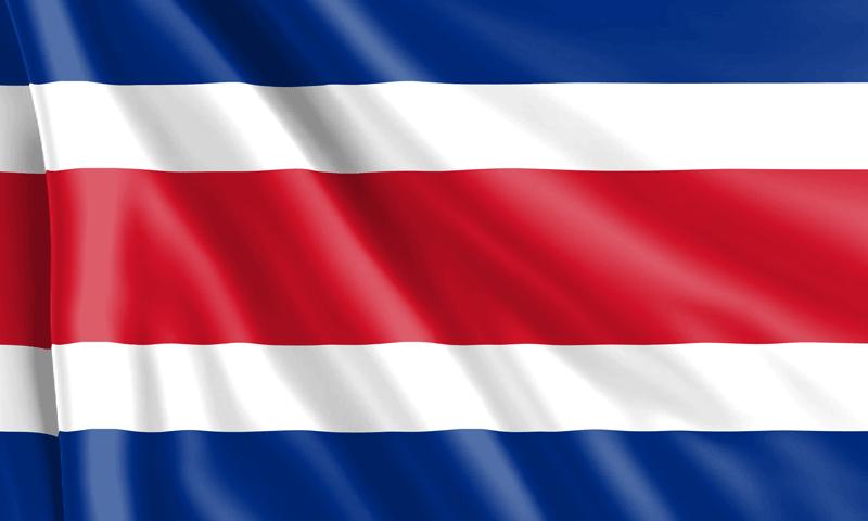 Bandera-costarricense