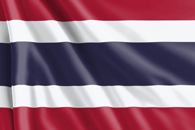 Bandera-de-Tailandia