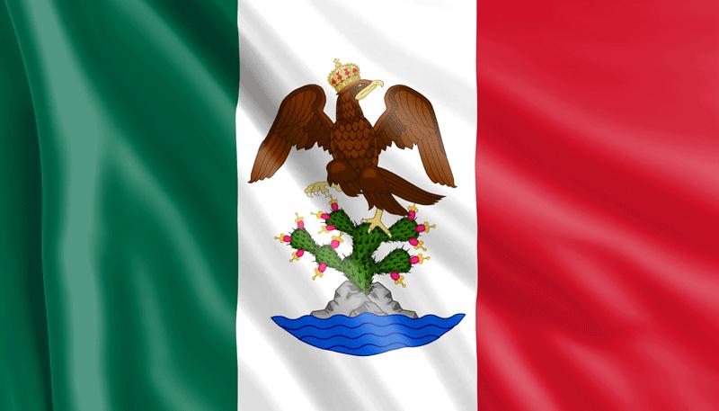 Bandera-del-Primer-Imperio-Mexicano