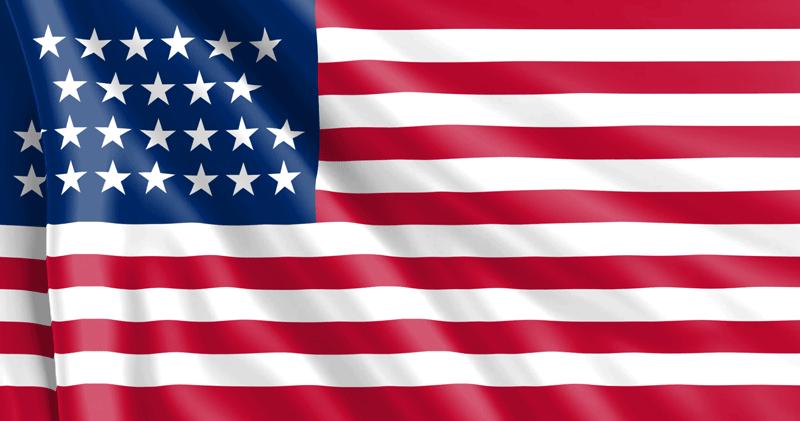 United-States-of-America-25-estados