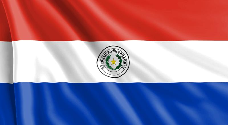 Bandera paraguaya