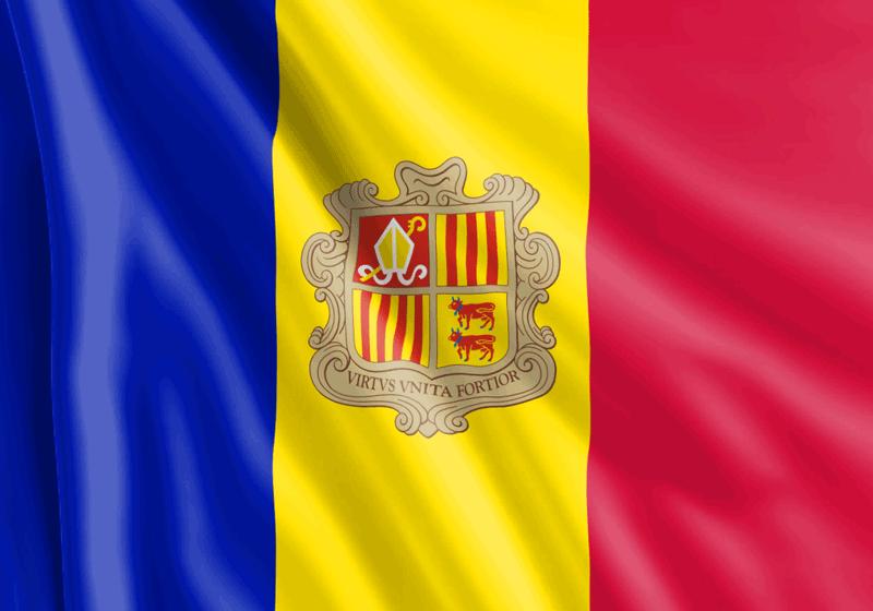 Bandera-de-Andorra