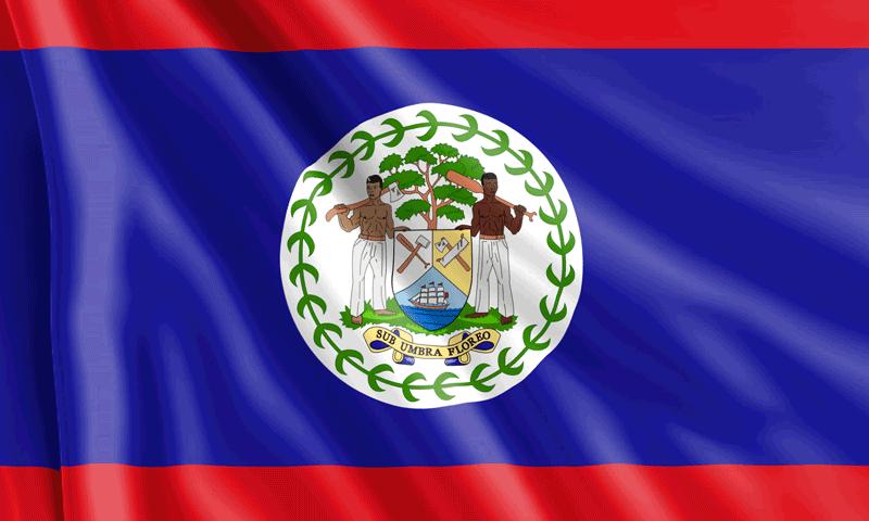 Bandera-de-Belice