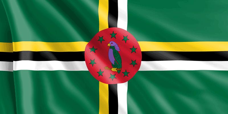Bandera-de-Dominica