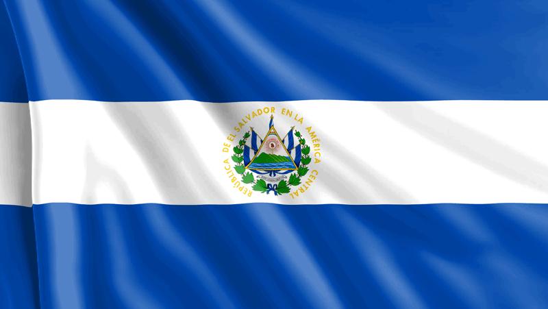 Bandera-salvadoreña
