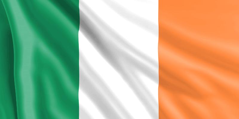 Bandera irlandesa