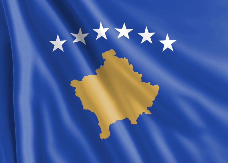 Bandera Kosovar
