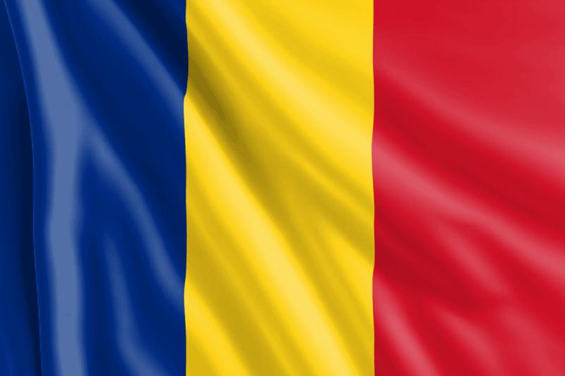 Bandera-de-Rumanía