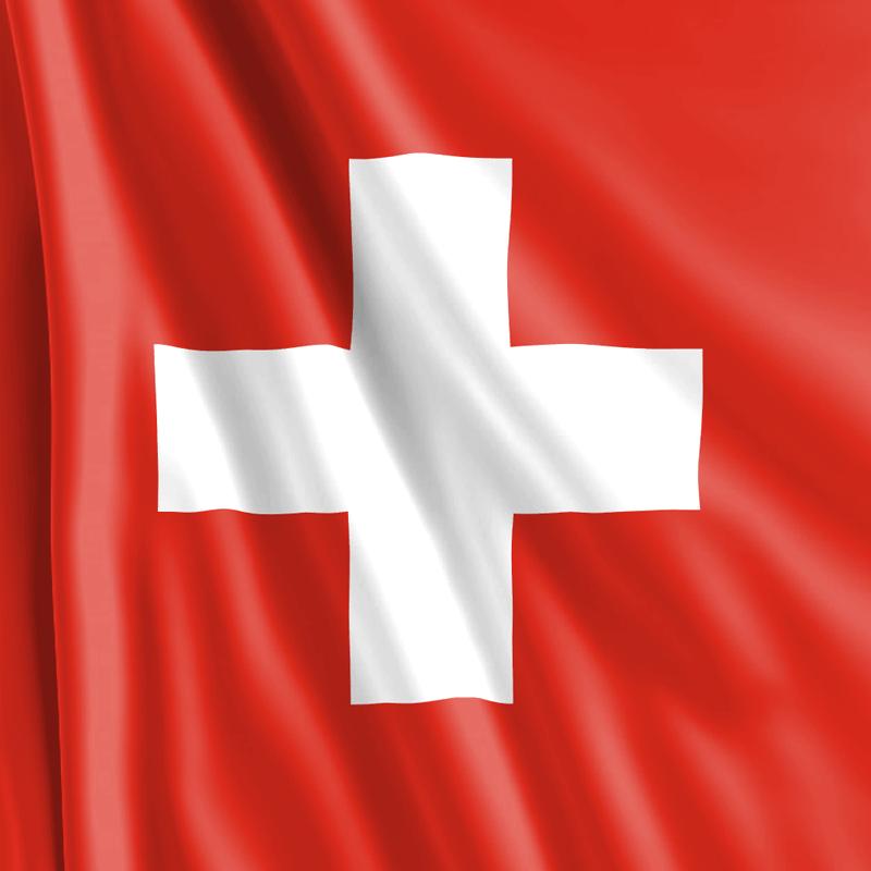 Bandera-Suiza