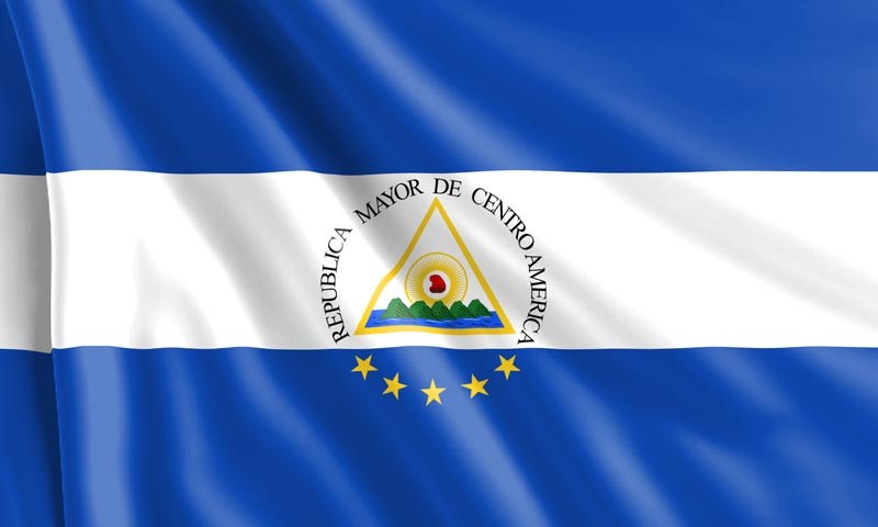 Bandera-de-la-República-América-Central