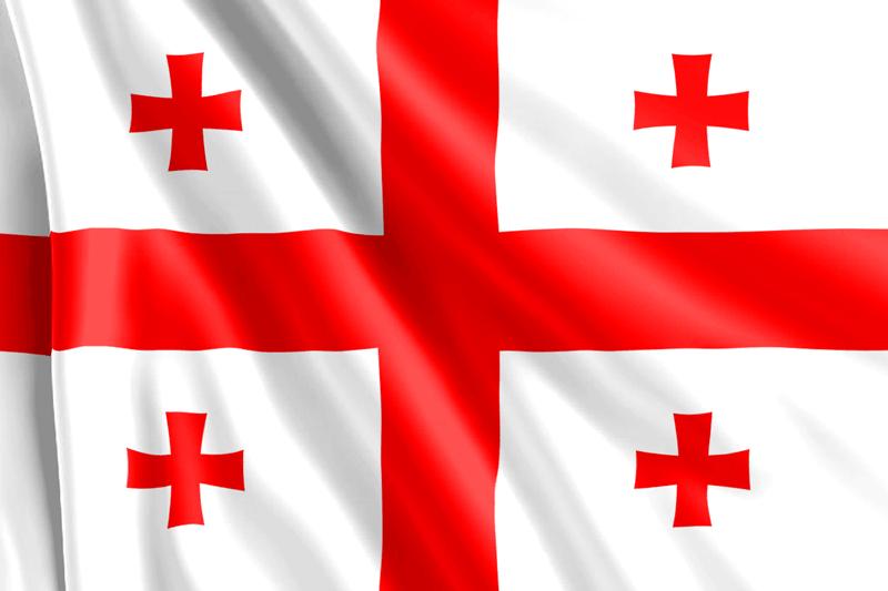 bandera-de-Georgia