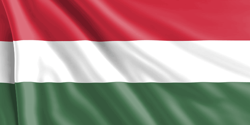 bandera-Húngara