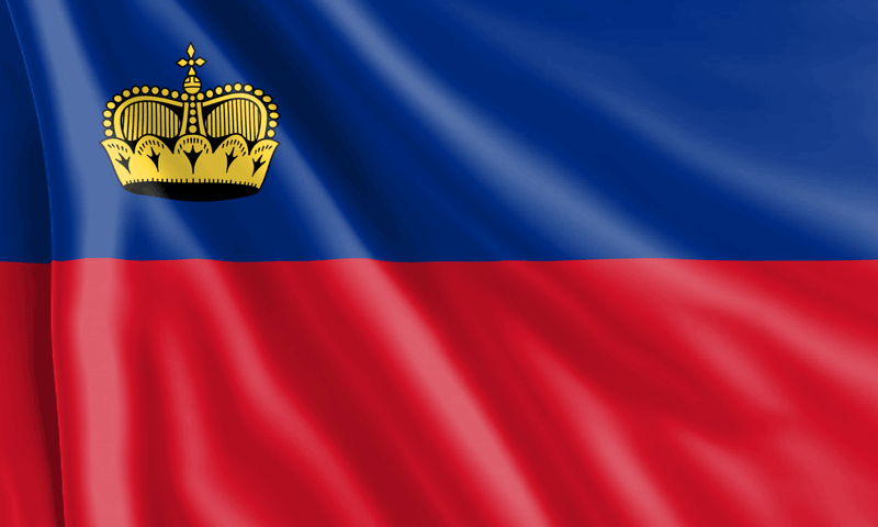 bandera-de-Liechtenstein