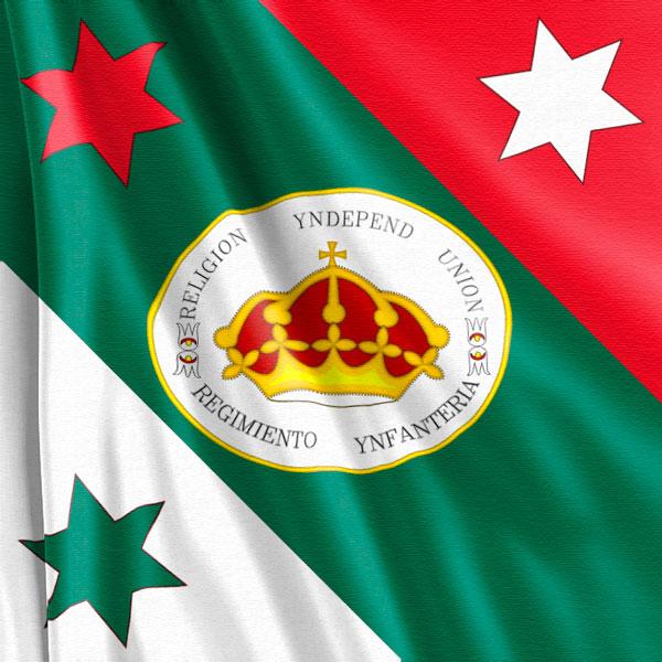 Bandera-Trigarante