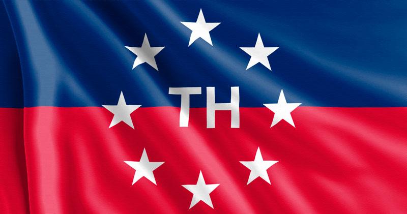 Bandera-gobernador-Territorio-de-Hawaii