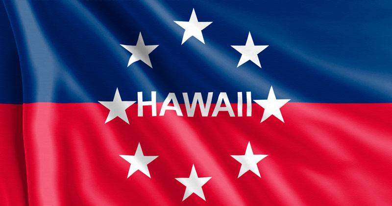 Bandera-gobernador-de-Hawaii