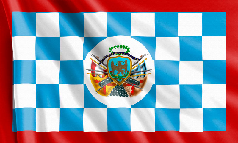 Bandera_Nacional_de_Guerra_de_Mexico_en_1815