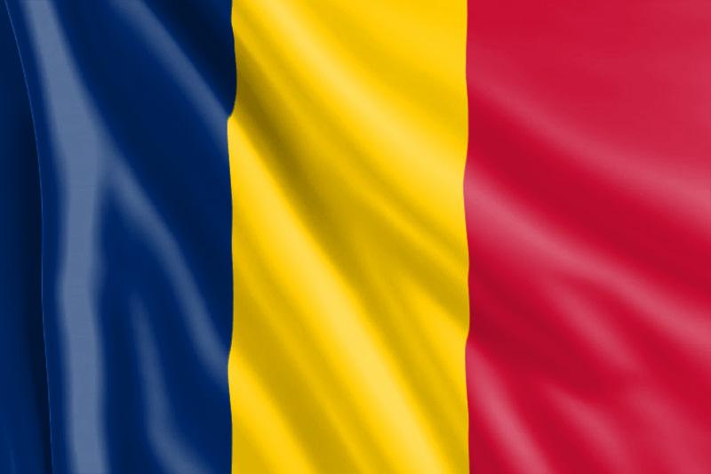 Bandera de Chad