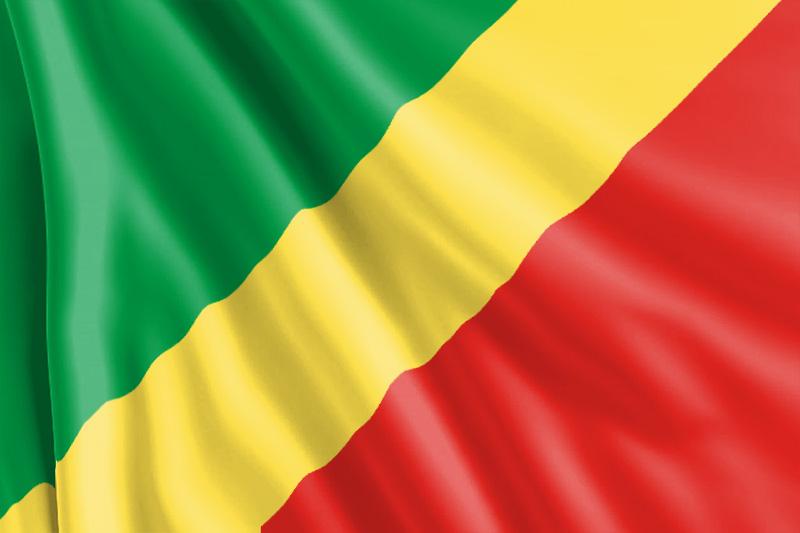 Bandera Congoleña