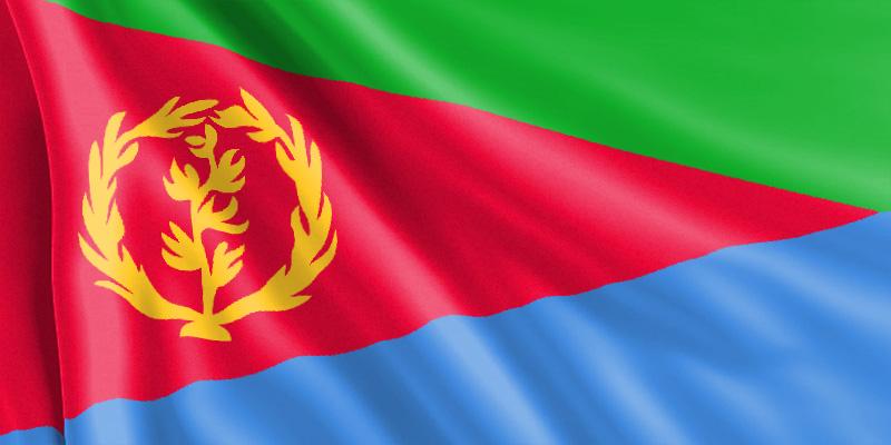 Bandera de Eritrea