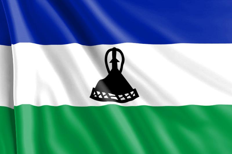 Bandera de Lesoto