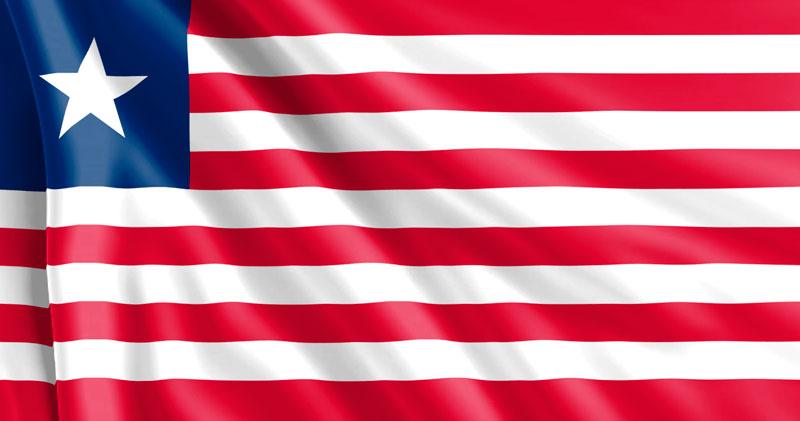 Bandera-de-Liberia