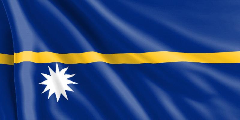Bandera Nauru