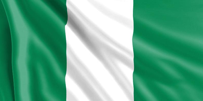 Bandera de Nigeria