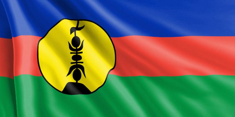 Bandera Nueva Caledonia