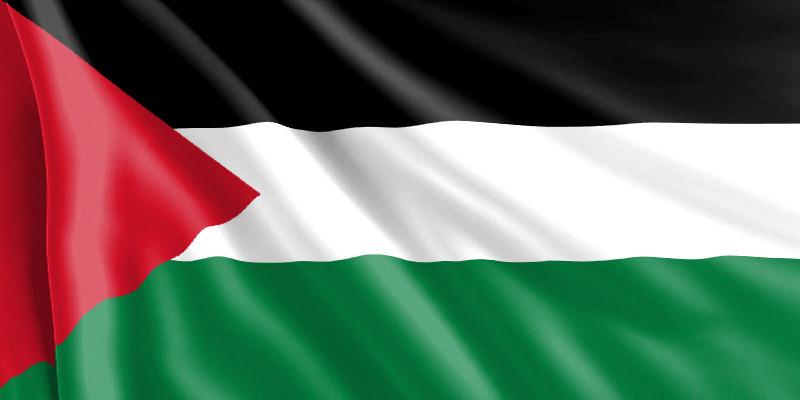 Bandera de Palestina