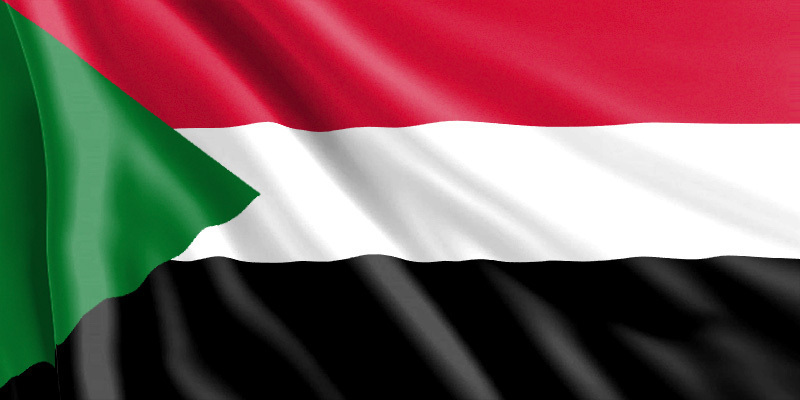 Bandera Sudán