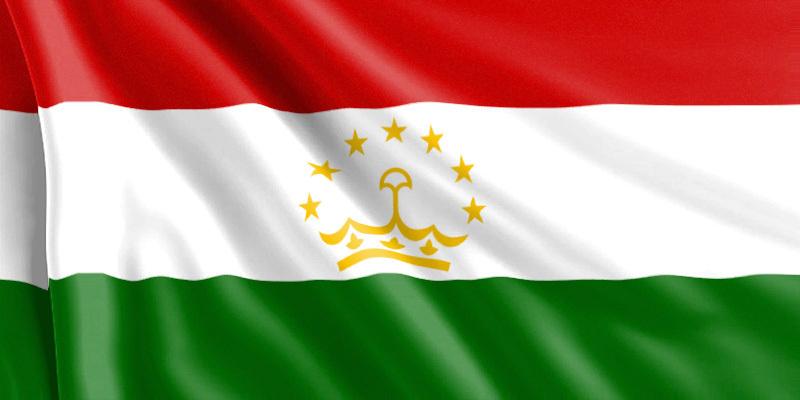 Bandera de Tayikistán