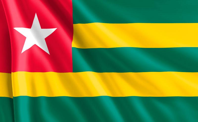 Bandera-Togo