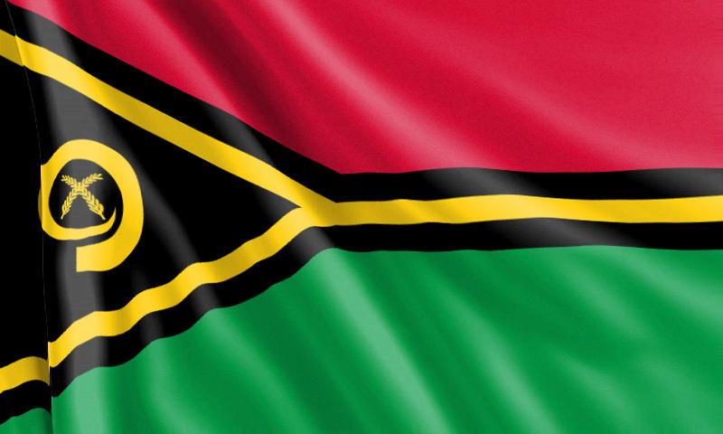 Bandera Vanuatu