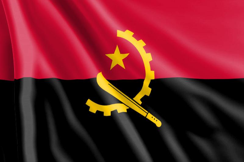 Bandera Angoleña